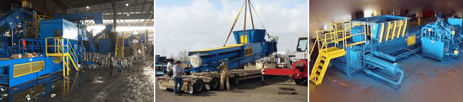 Selling, Buying, Moving, Repairing Recycling Materials for Over 40 Years