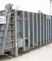 One Harris Transpak Transfer Compactor