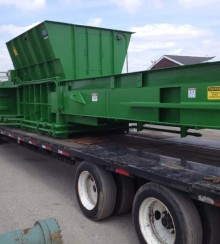 Mosley Bulldog S-2 Two Ram Baler (Reconditioned)